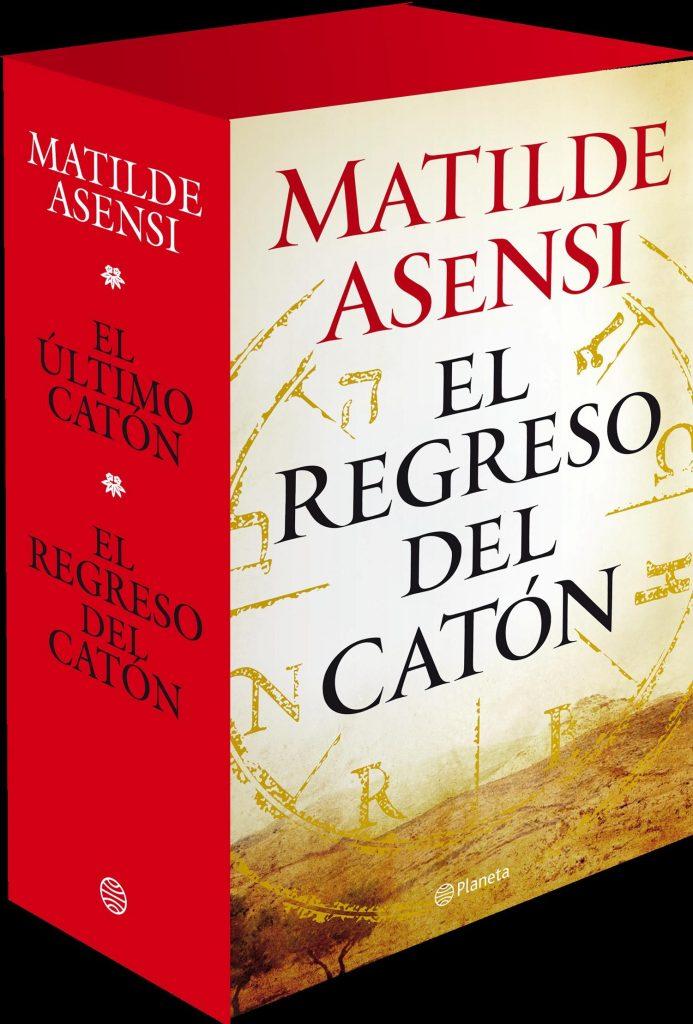 Este es un gran texto de los libros de Matilde Asensi