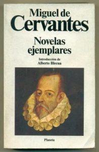 Novelas ejemplares de Miguel de Cervantes
