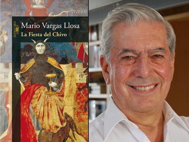 Listado de libros de Mario Vargas Llosa