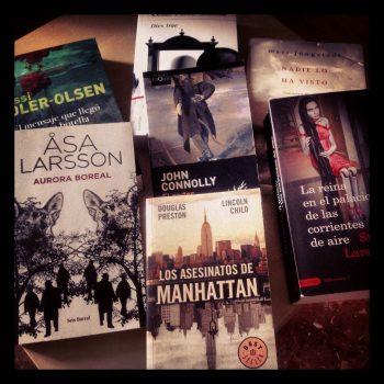 Descubre estos libros de novela negra