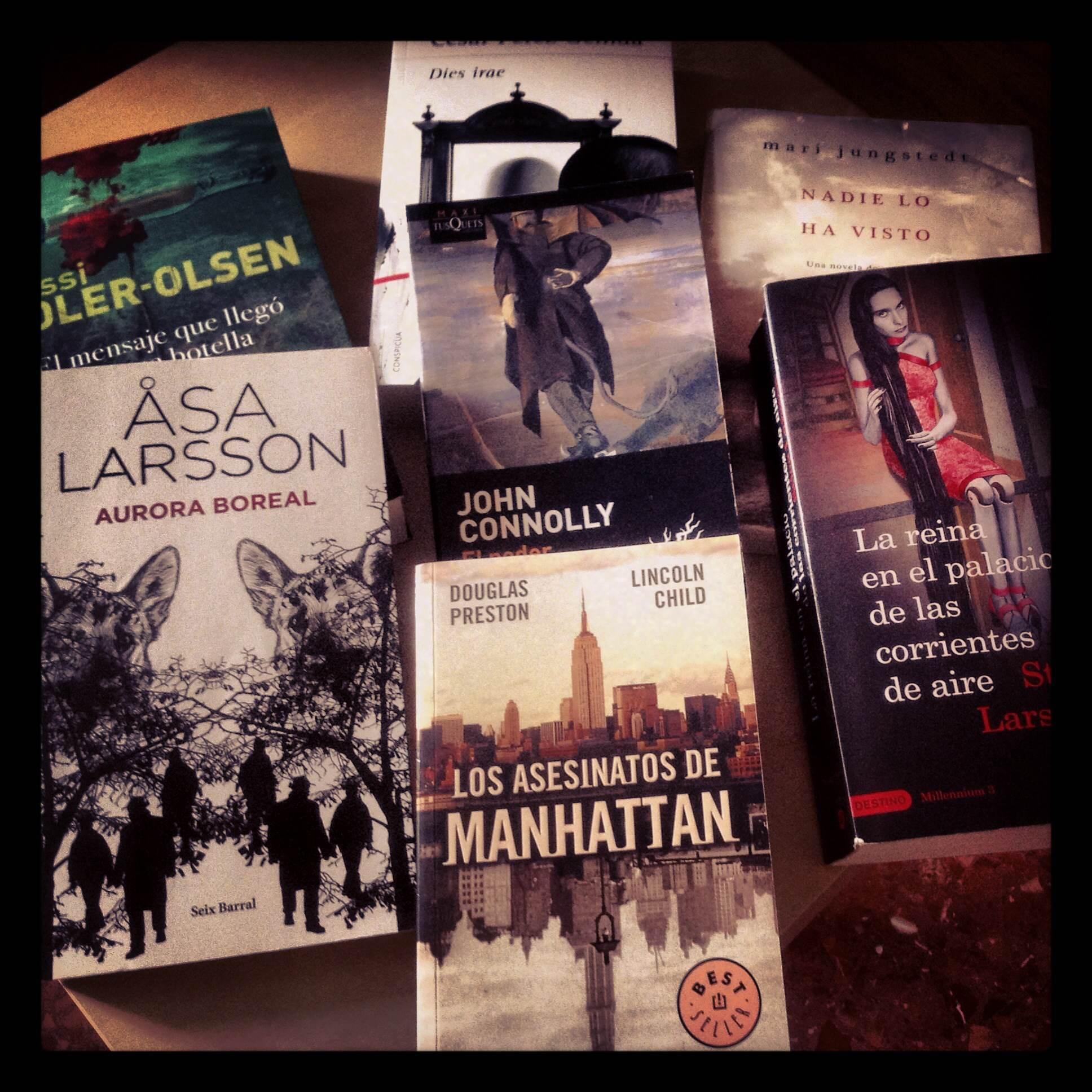 Mejores Libros de Novela Negra