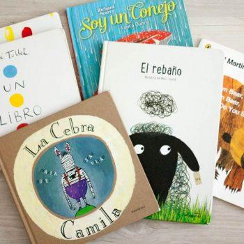 Estos son los libros para niños de 3 a 4 años que no puedes perderte