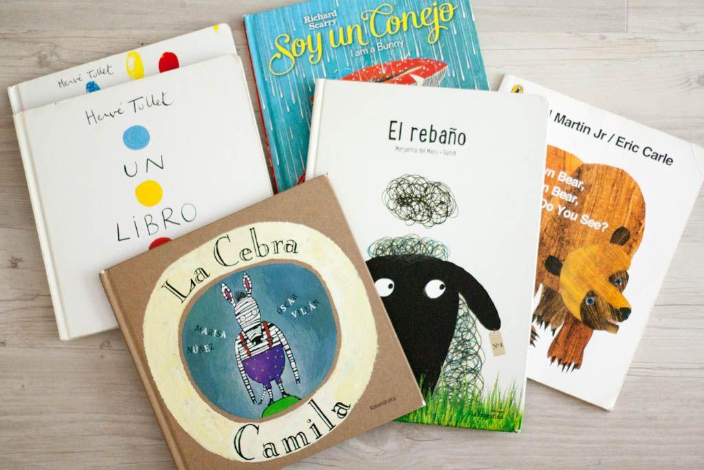 Mejores Libros para Niños de 3 a 4 años