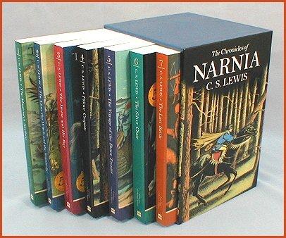 Entérate de la saga completa de los libros de las crónicas de narnia.