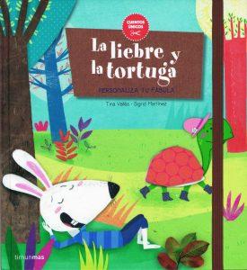 Este es un gran clásico de libros para niños de 3 a 4 años