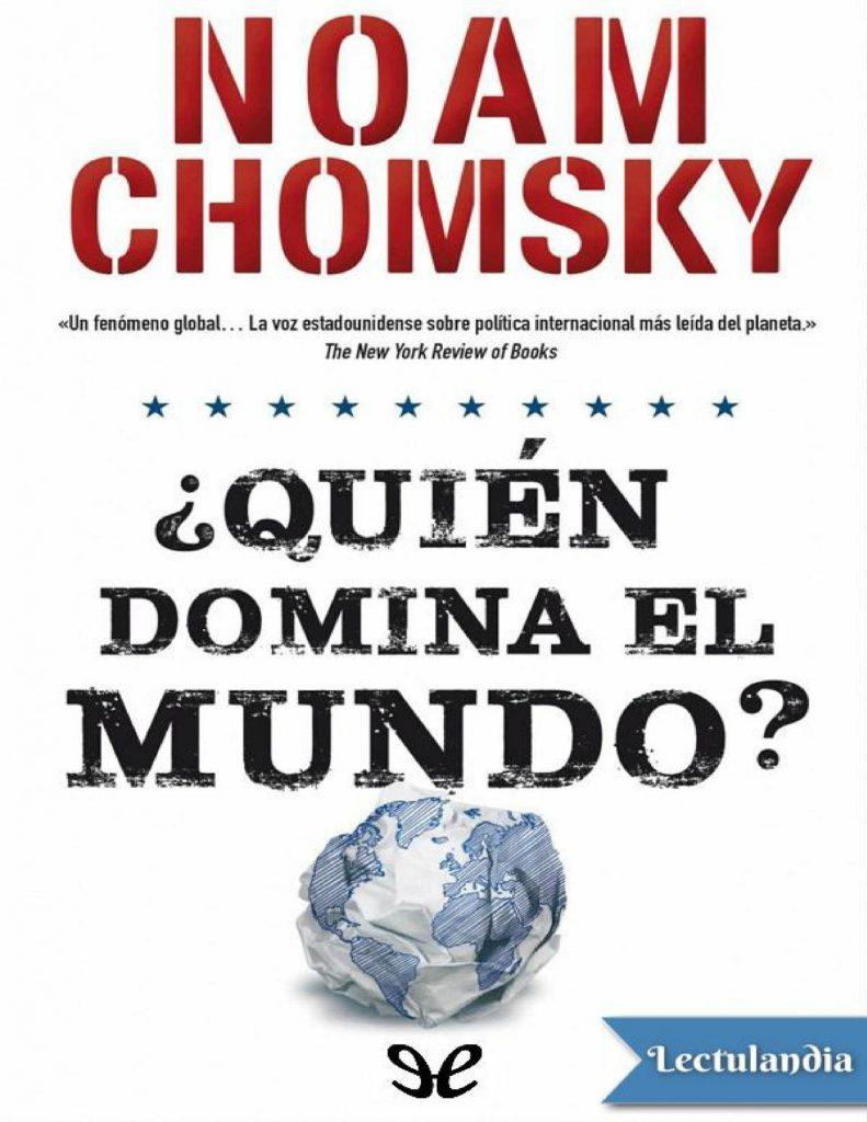 Libros de Noam Chomsky