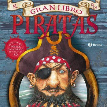 Vas a descubrir estos libros de piratas