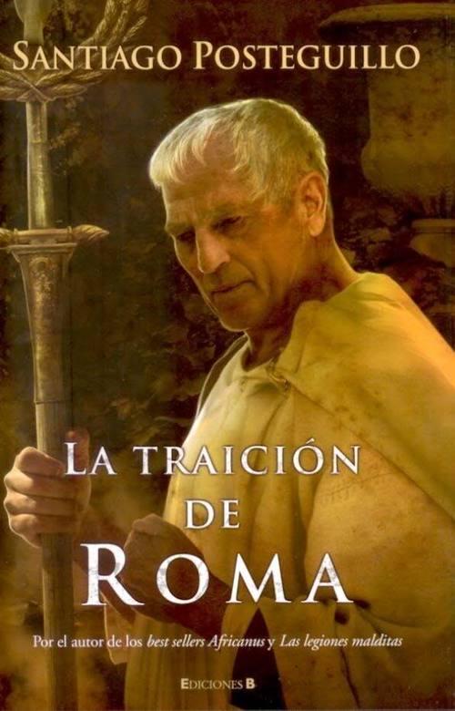 Top con los grandes libros de Santiago Posteguillo