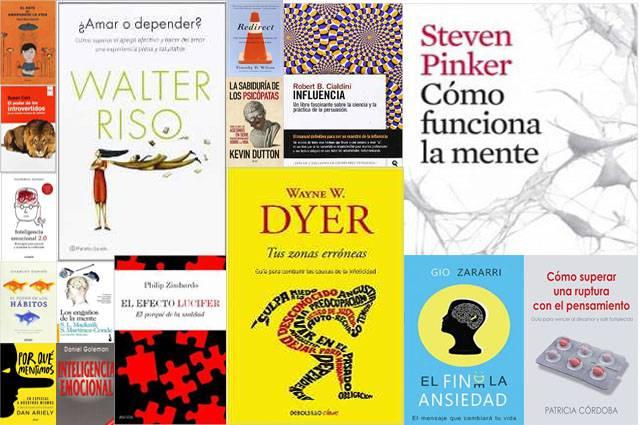 Listado detallado de libros de psicología para ti