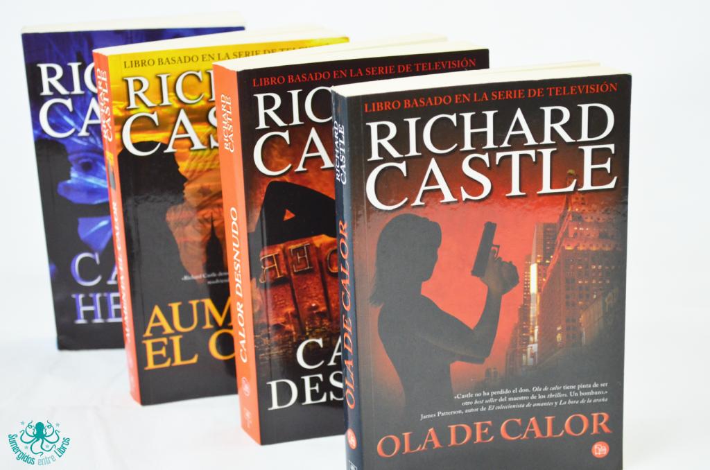 Mejores libros de Castle