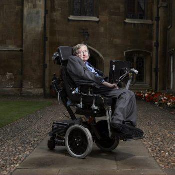 Top de libros de Stephen Hawking