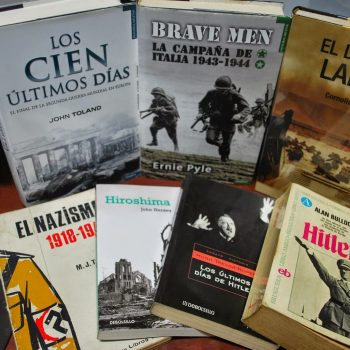 Listado de los mejores libros de la segunda guerra mundial.