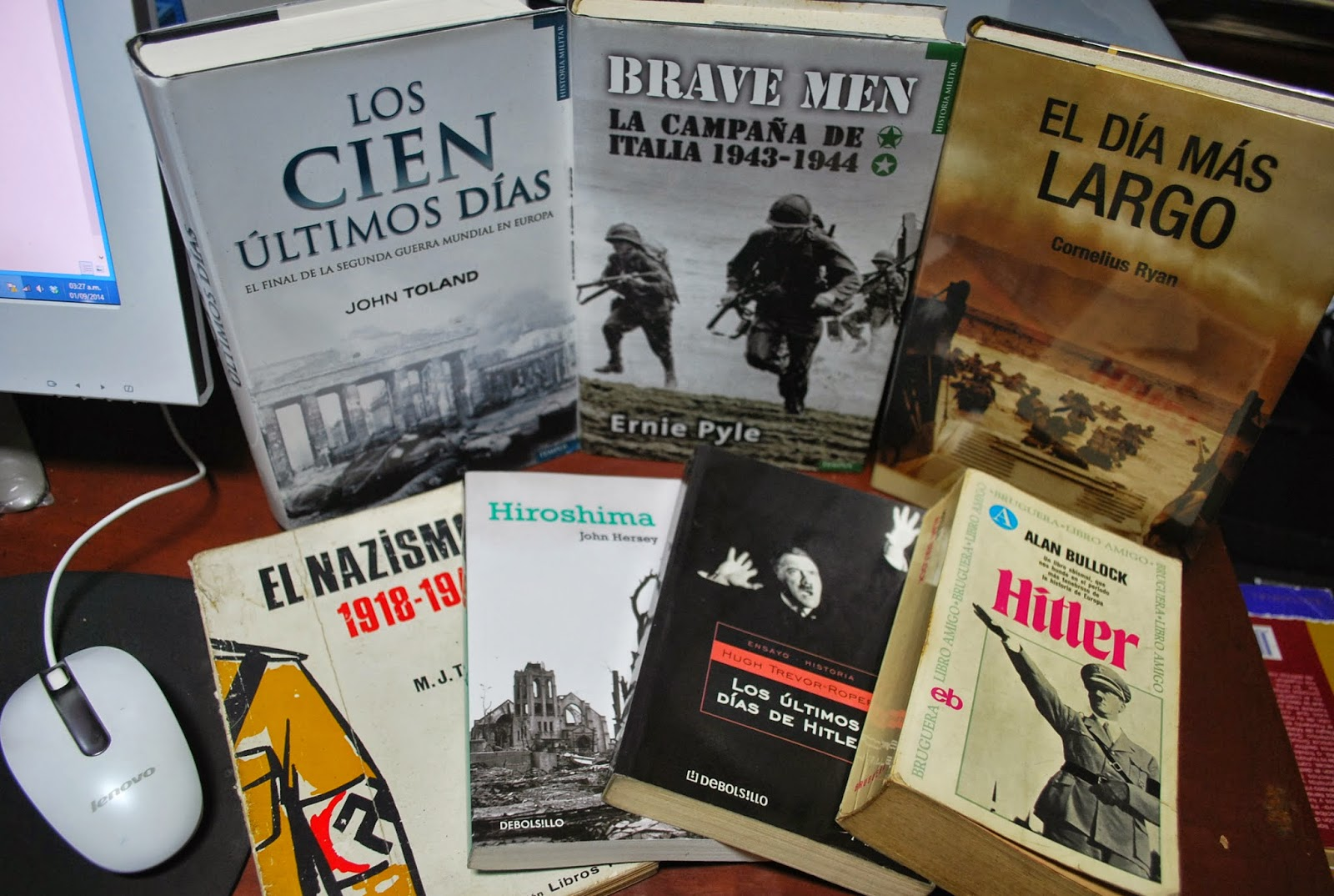 Mejores Libros de la Segunda Guerra Mundial