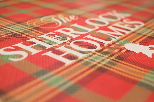 textos de Sherlock Holmes
