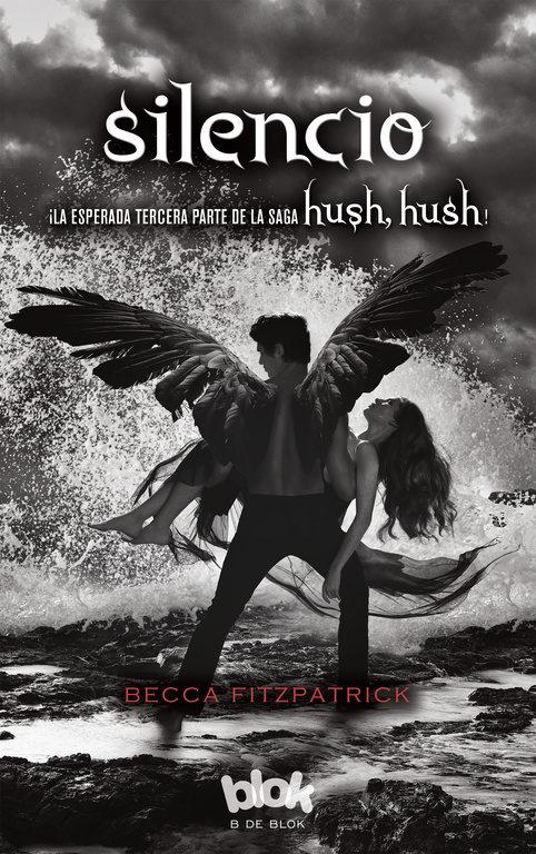 libros de hush hush