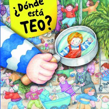 No te puedes perder los libros de Teo