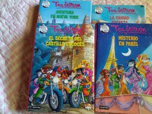 Traemos los mejores libros de Tea Stilton que no te puedes perder