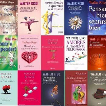 Libros de Walter Riso que no podrás perderte