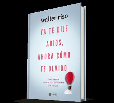 Refleja uno de los libros de Walter Riso con más ayuda personal