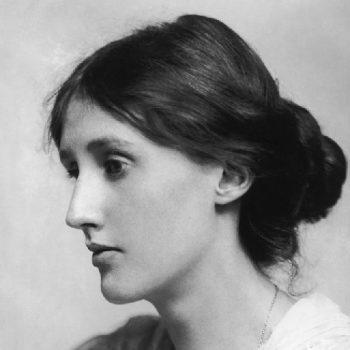 Libros y Virginia Woolf
