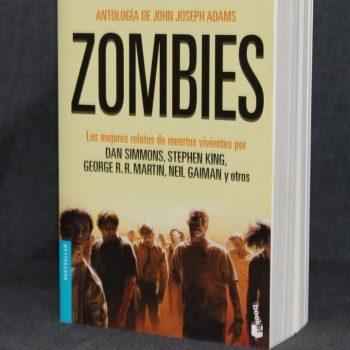 Hemos traído un listado con los mejores libros de zombies en los últimos tiempos.