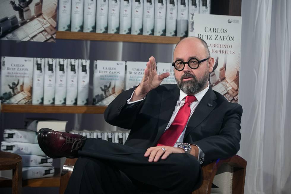 Carlos Ruíz Zafón
